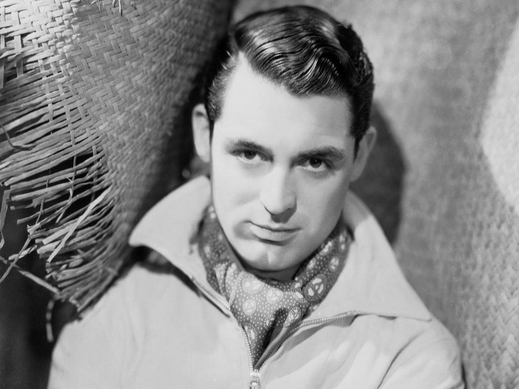 młody Cary Grant
