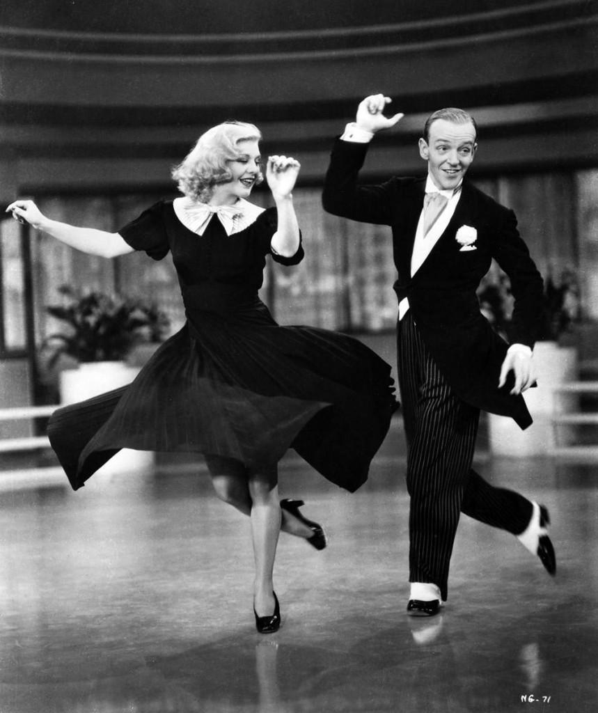 Tańczący Fred Astaire