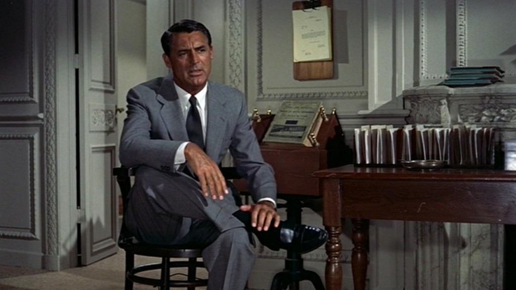 Cary Grant: fotos z filmu