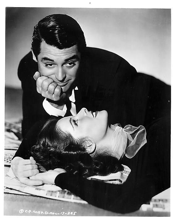 uwodzicielski Cary Grant