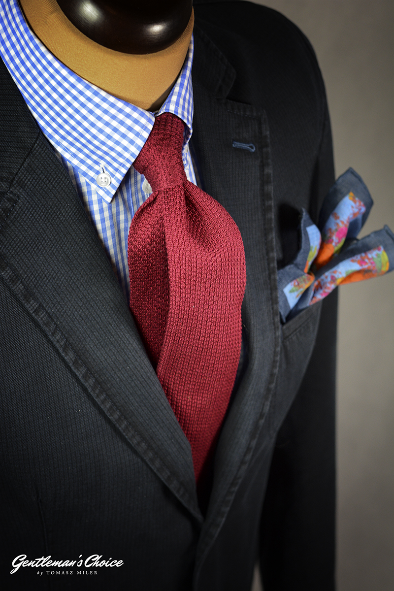 29d5928ffe93b Garnitur w prążek - długa historia sukcesu • Gentleman's Choice ...