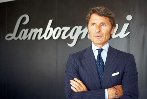 Stephan Winkelmann, dyrektor Lamborghini