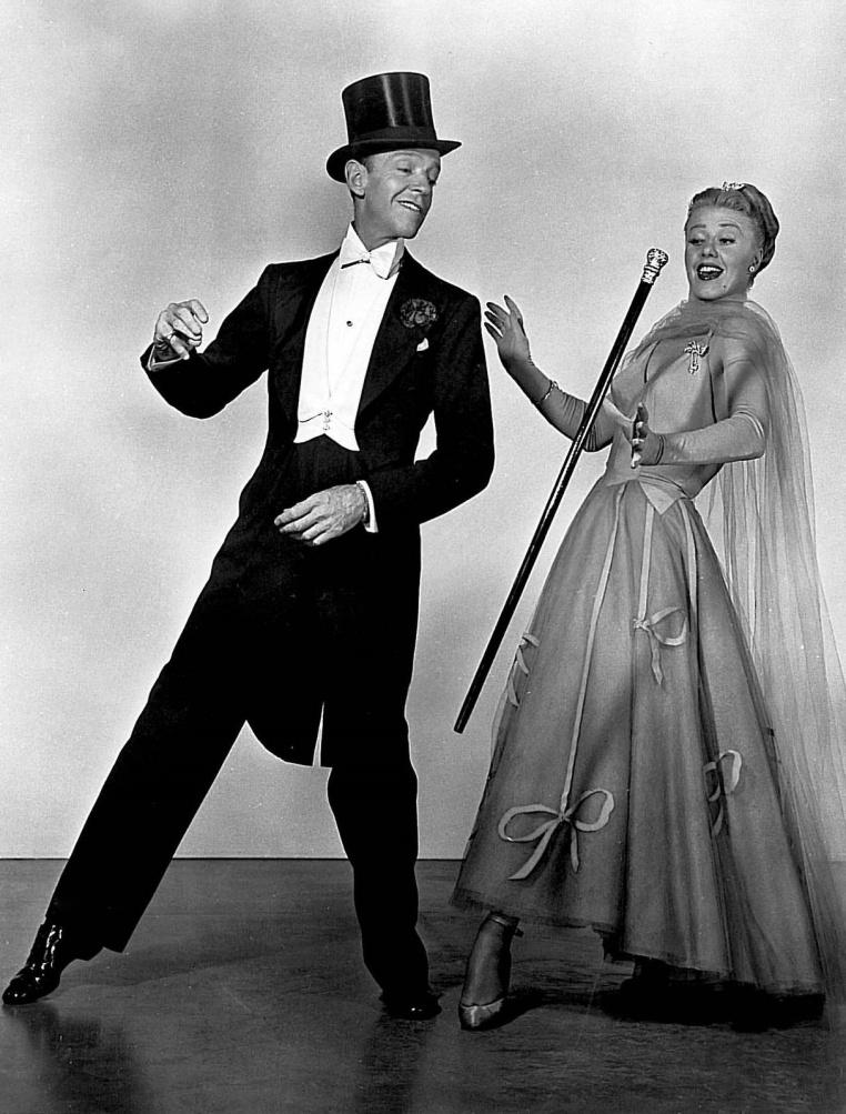 Fred Astaire i Ginger Rogers