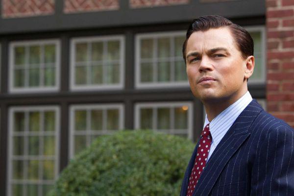Leonardo DiCaprio w filmie Wilk z Wall Street (2013)