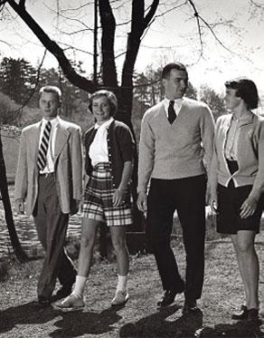 eleganciki z Ivy League