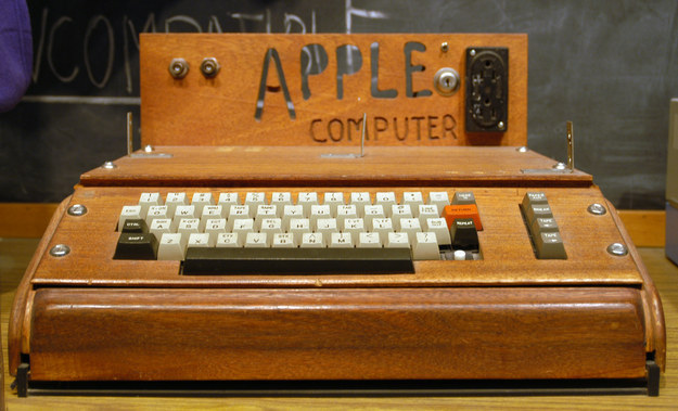 Apple I prototyp