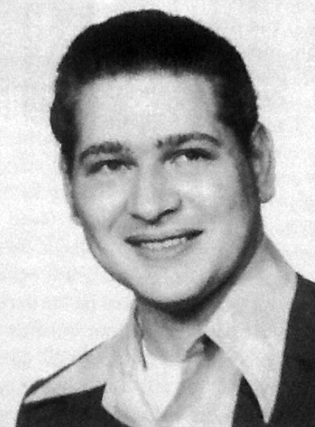 Ronald Wayne w 1976 roku