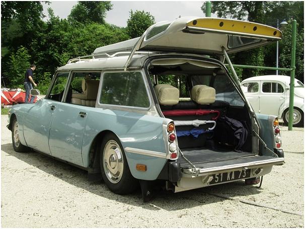 Citroën DS kombi