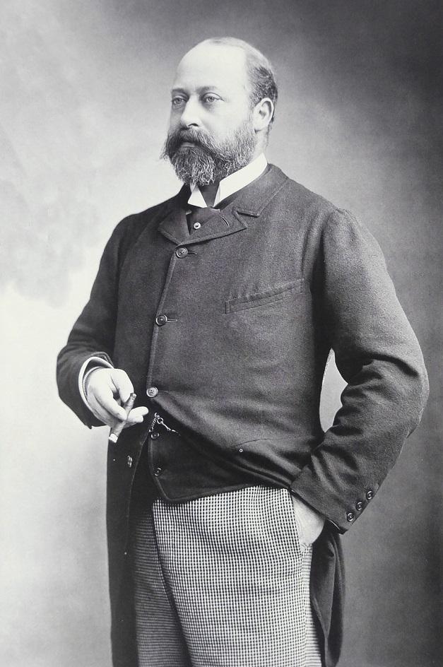Edward VII w 1894 roku