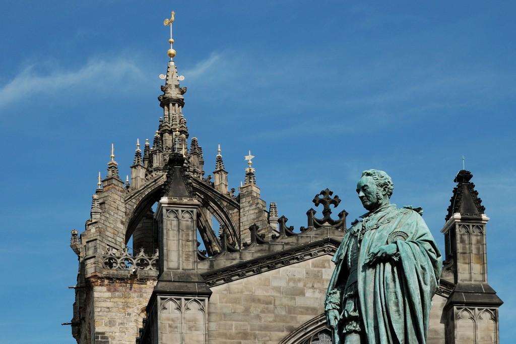 Katedra św. Idziego.