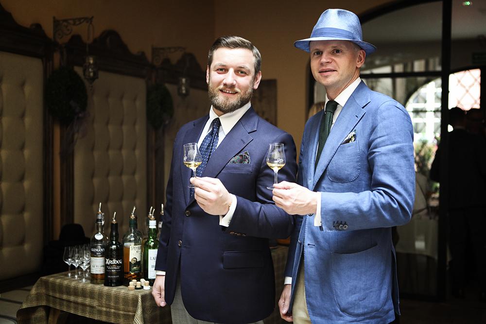Tomasz Miler i Roman Zaczkiewicz (Szarmant)