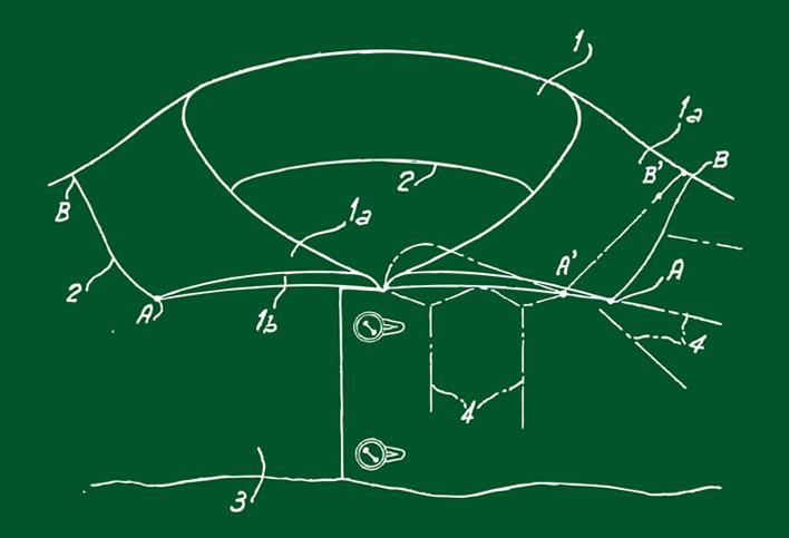 model kołnierzyka koszulki polo Lacoste