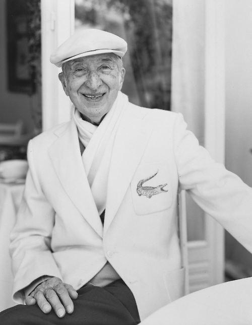 starszy Rene Lacoste