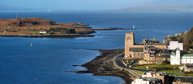 08 - Miasteczko Oban - brama do wysp. (1)