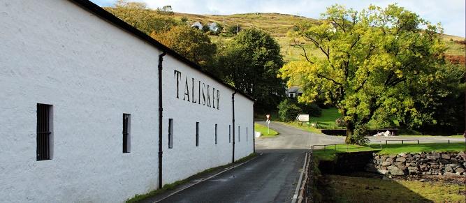 12 - Destylarnia Talisker na wyspie Skye. (1)
