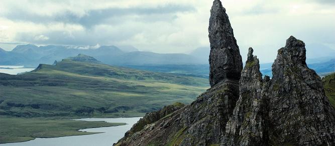 14 - Old Man of Storr na wyspie Skye. (1)
