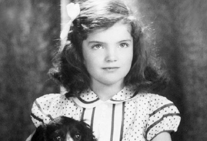 Jackie Kennedy w 1935