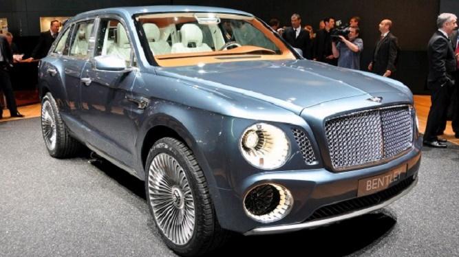 Bentley-Bentayga-SUV-Front-View