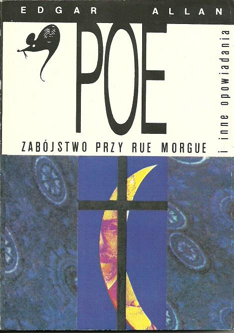 okładka książki Zabójstwo przy Rue Morgue