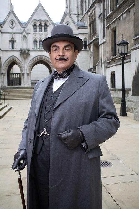 odtwórca roli Herkulesa Poirota