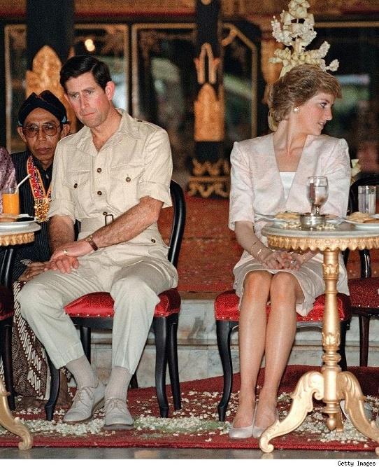 książę i księżna Walii