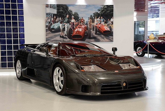Bugatti-EB110-Super-Sport-for-sale