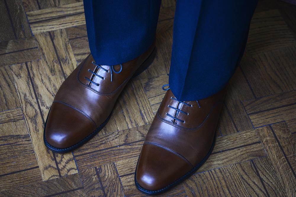Kiedy nosić brązowe buty? • Gentleman's Choice : Gentleman's