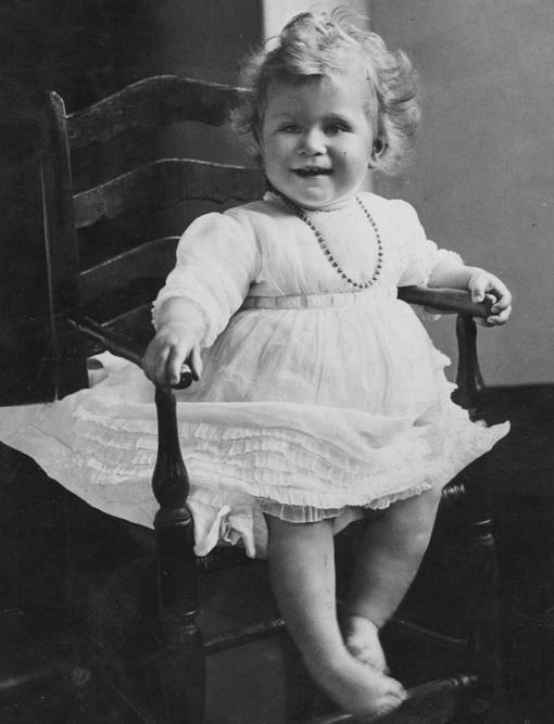 Elżbieta w 1927 roku