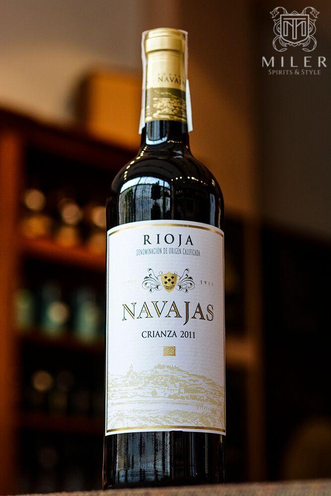 wino Rioja Navajas