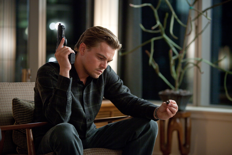 Leonardo diCaprio w Incepcji