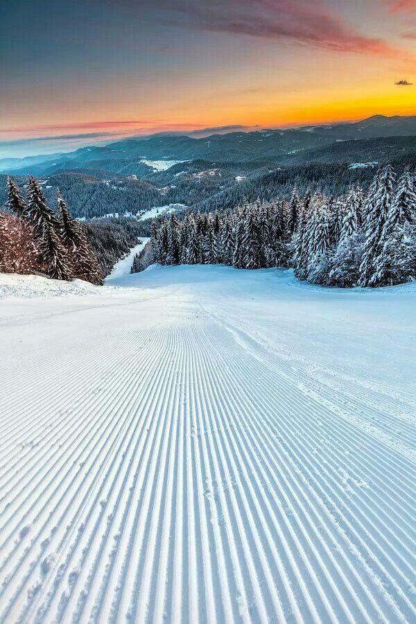 weekend na nartach- pomysł na prezent dla rodziców