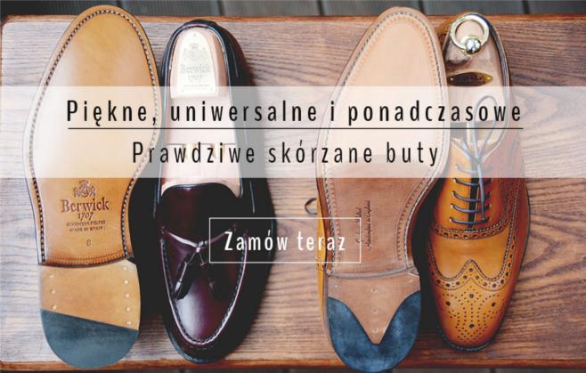 reklama butów