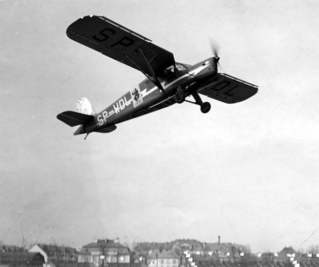 samolot rwd13