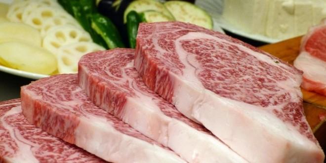 Steki z krów Kobe