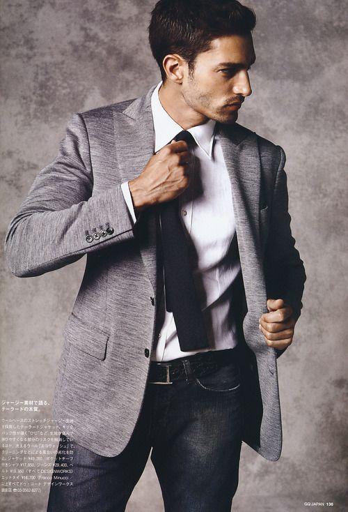 jeans-suit